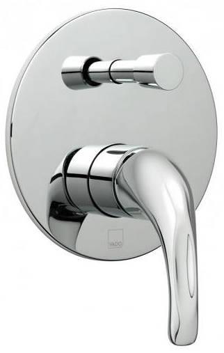 Additional image for Manual Shower Valve With Diverter (Chrome).
