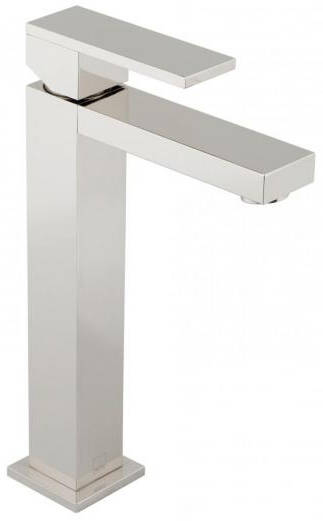 Additional image for Extended Basin Mixer Tap (Bright Nickel).
