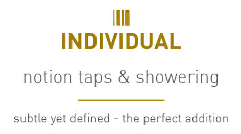 Additional image for Extended Basin Mixer Tap (Polished Gold).