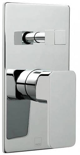 Additional image for Concealed Manual Shower Valve With Diverter (2 Outlets).