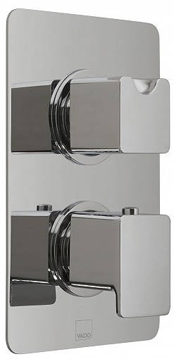 Additional image for Thermostatic Shower Valve With Diverter (2 Outlets, TMV2).