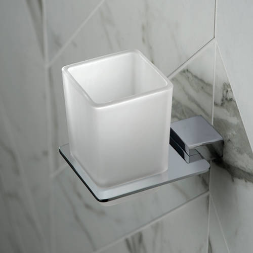 Additional image for Bathroom Accessories Pack A03 (Chrome).