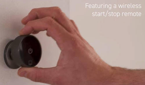 Additional image for SmartTouch Shower With Wireless Remote (Pumped, 2 Outlet).