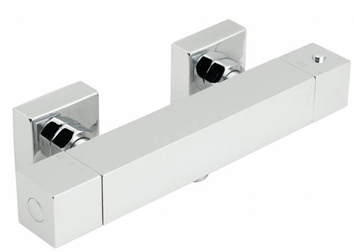 Additional image for Thermostatic Bar Shower Valve (Exposed).