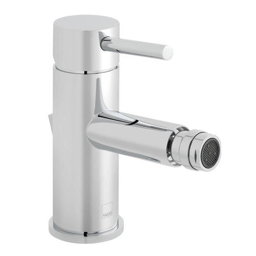 Additional image for Mono Bidet Mixer Tap With Pop Up Waste (Chrome).