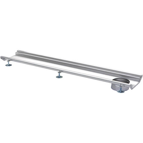 Additional image for Connect Channel Drain With 110mm Outlet 1000x200.