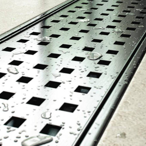 Additional image for Hero Connectable Shower Channel Part 500x100mm.