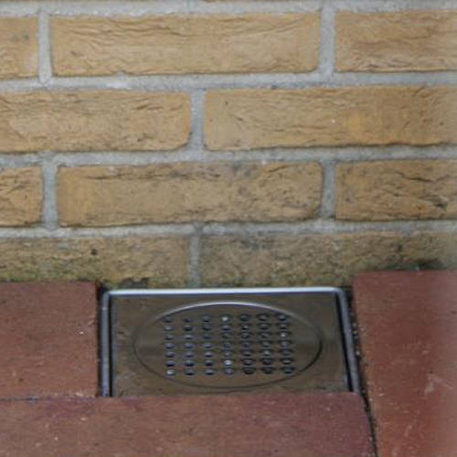 Additional image for Commercial Drain 200x200mm (S Steel).