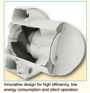 Additional image for SAP Q Eligible Extractor Fan, Cord Or Remote With Filter.