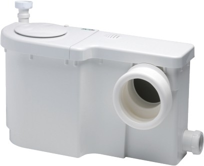 Additional image for Macerator For Toilet & Basin Inlet.