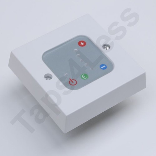 Additional image for Thermostatic Element Control Unit (White).