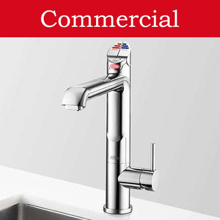 Additional image for 5 In 1 HydroTap For 21 - 40 People (Bright Chrome, Mains).
