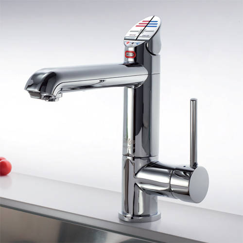 Additional image for AIO Filtered Boiling & Chilled Water Tap (Bright Chrome).