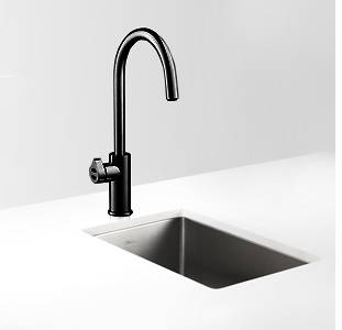 Additional image for Boiling Hot Water, Chilled & Sparkling Tap (Gloss Black).
