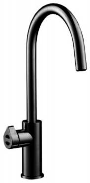 Additional image for Filtered Chilled & Sparkling Water Tap (Matt Black).
