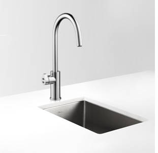 Additional image for Filtered Chilled Water Tap (Brushed Chrome).