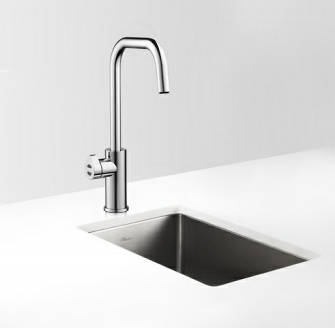 Additional image for Filtered Boiling Hot & Ambient Water Tap (Bright Chrome).