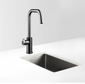 Additional image for Filtered Chilled & Sparkling Water Tap (Gloss Black).