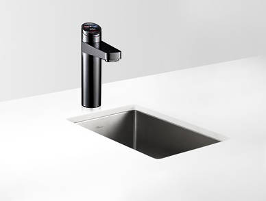 Additional image for Boiling Hot Water, Chilled & Sparkling Tap (Matt Black).