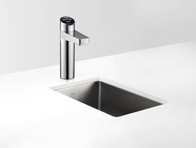 Additional image for Filtered Chilled & Sparkling Water Tap (Brushed Chrome).
