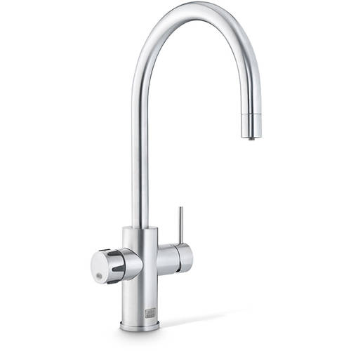 Additional image for AIO Filtered Boiling Water Tap (Brushed Chrome).